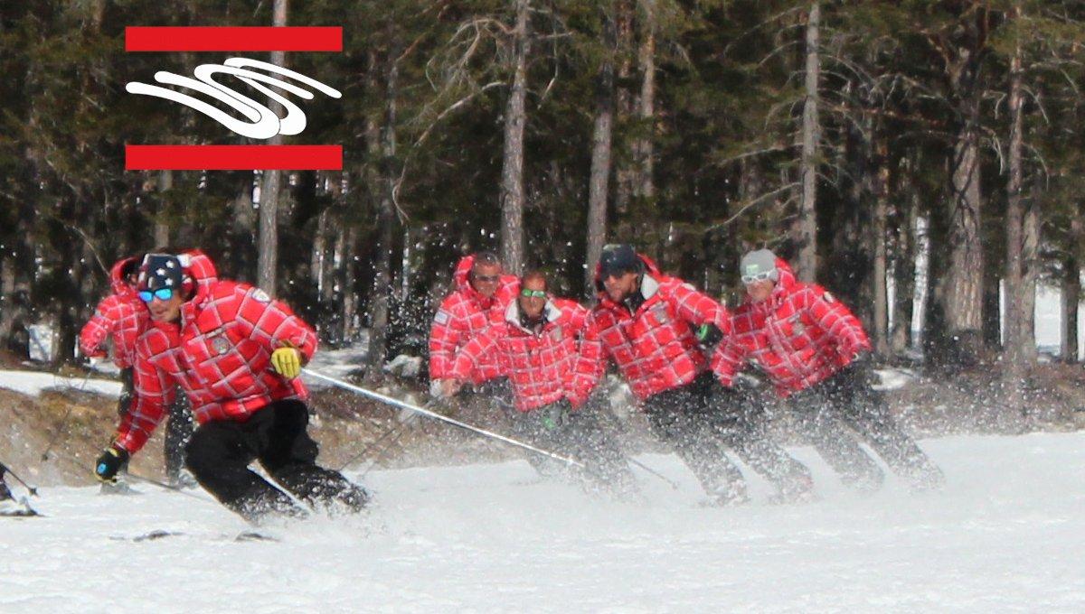 Ski, snowboard, telemark e snowbike