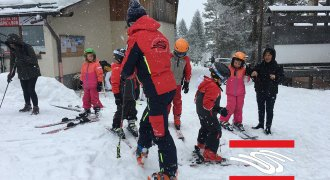 SKI - Collective afternoon course - Season