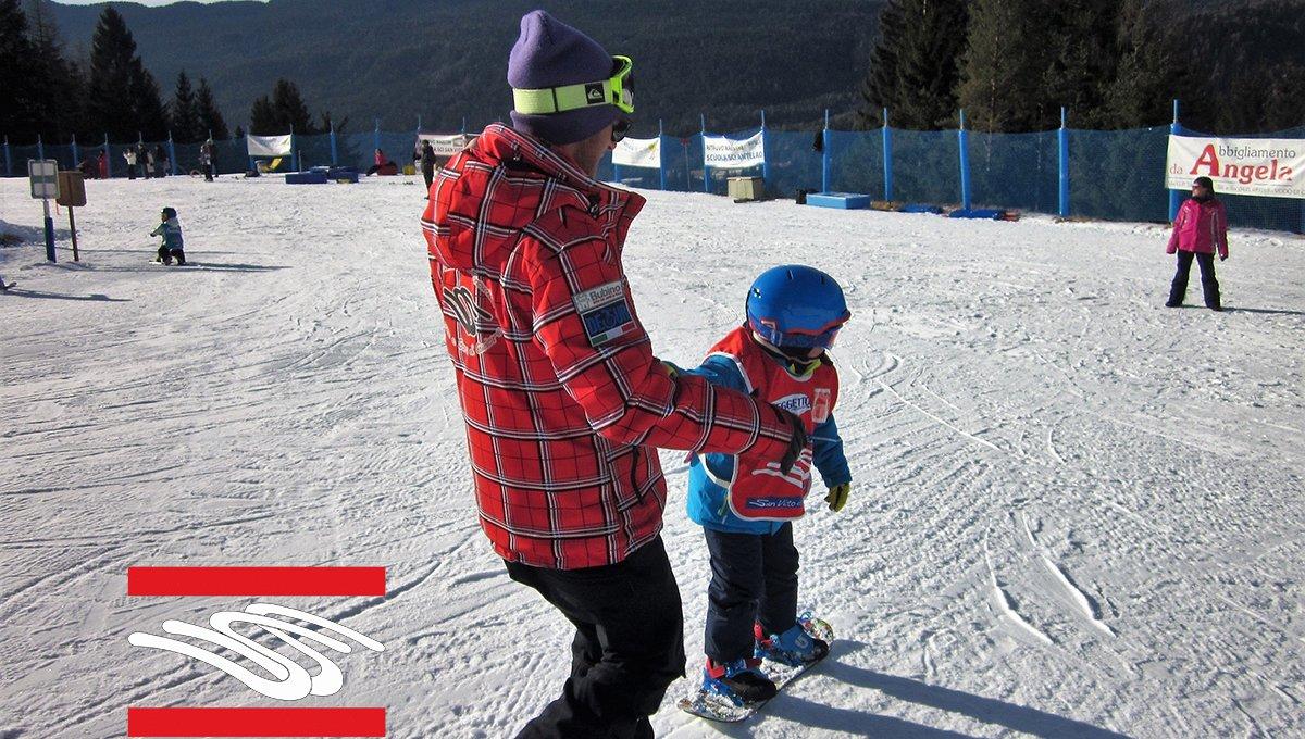 Corsi di Snowboard - Principianti
